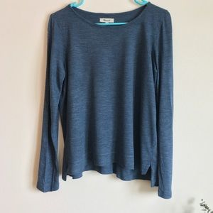 Madewell long-sleeve shirt